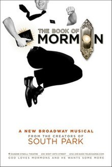 220px The Book of Mormon poster