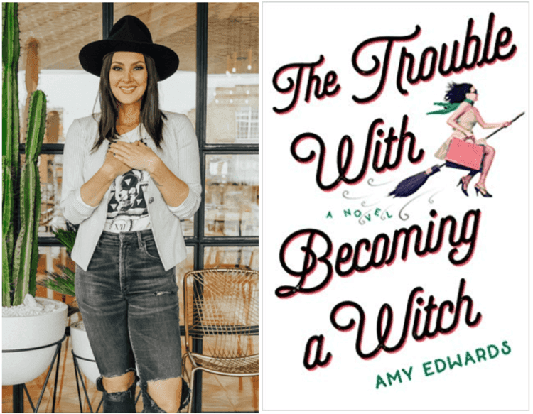 Amy Edwards book