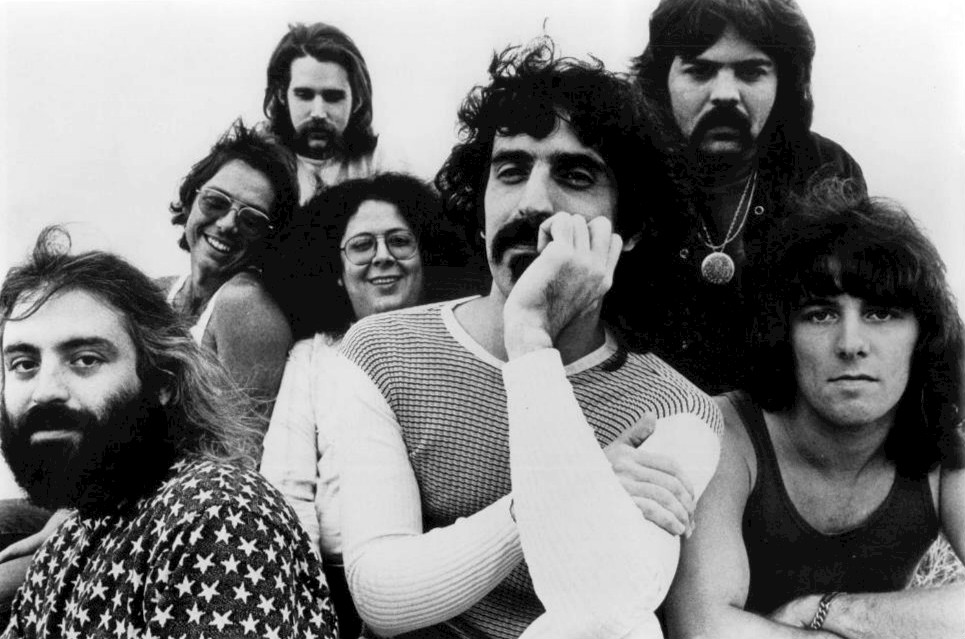 Frank Zappa Mothers of Invention 1971