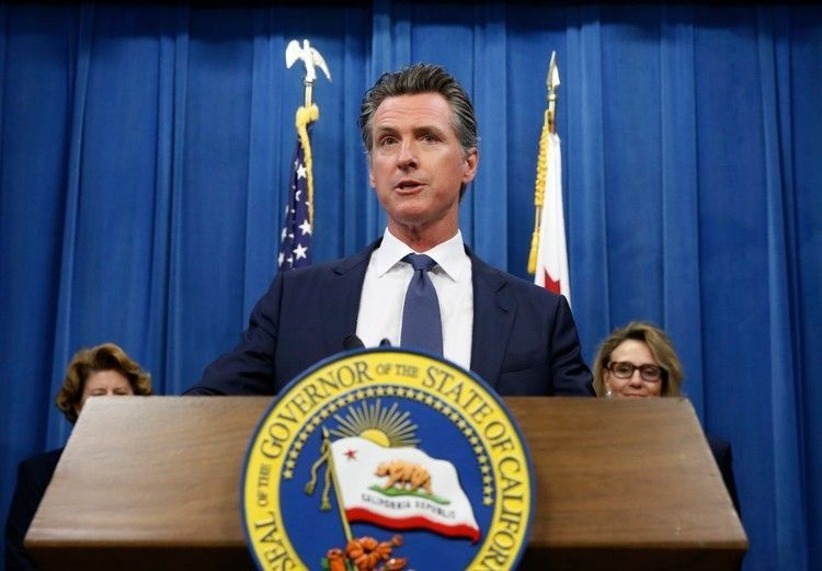 Gavin Newsom July 2019 AP 1