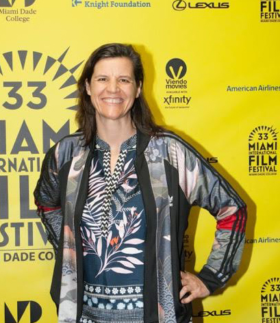 Kirsten Johnson at MIFF