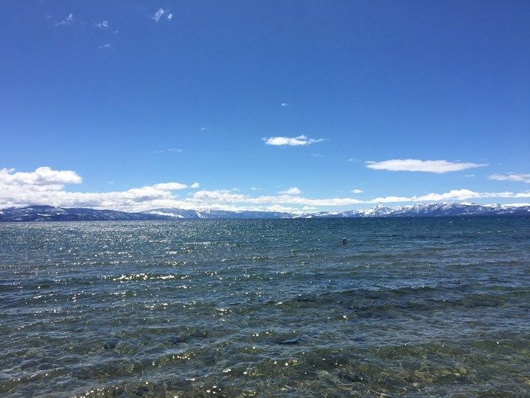 Lake Tahoe edr