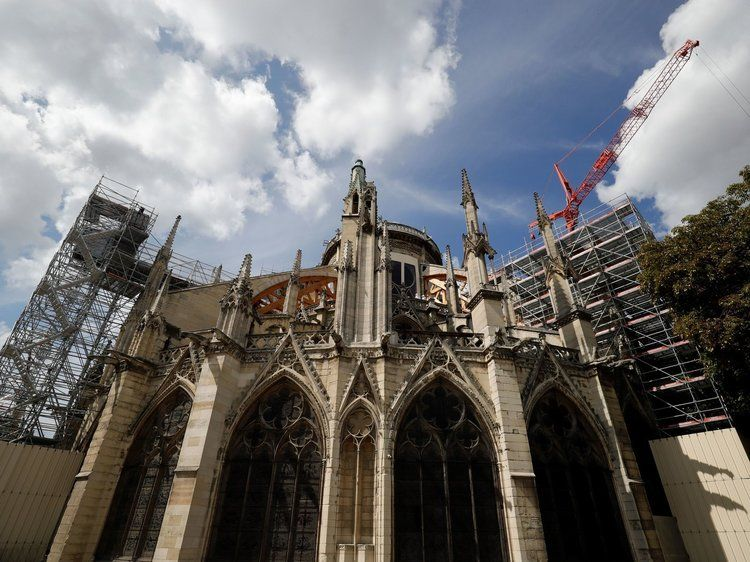 The Debate Over How to Restore the Notre Dame Cathedral on