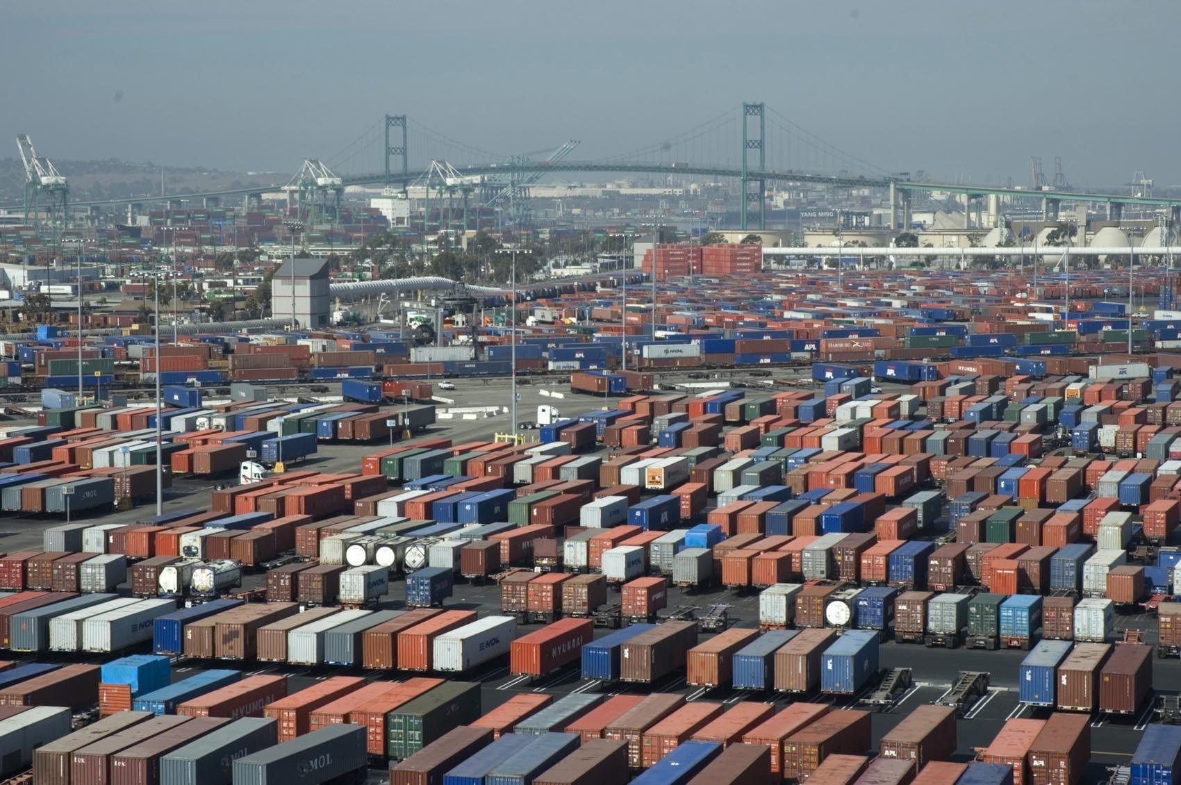 Port of Long Beach CA