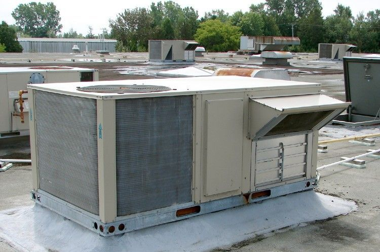 Rooftop Packaged Units