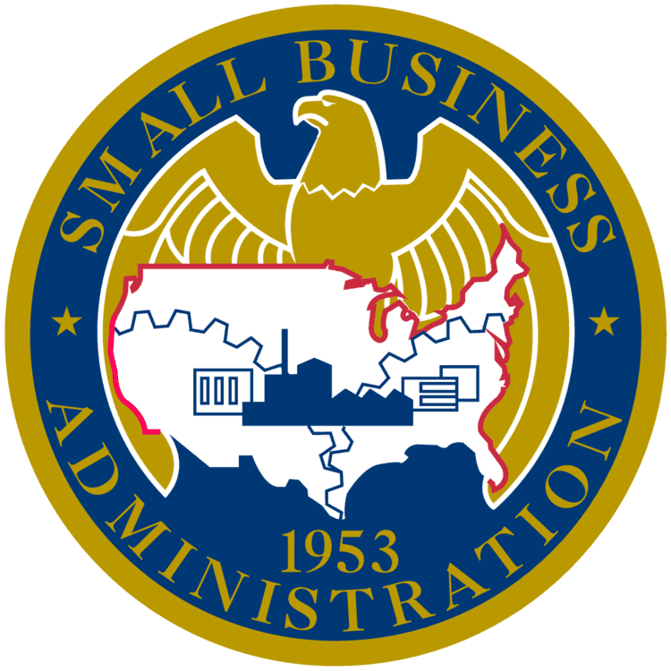Seal of the United States Small Business Administration