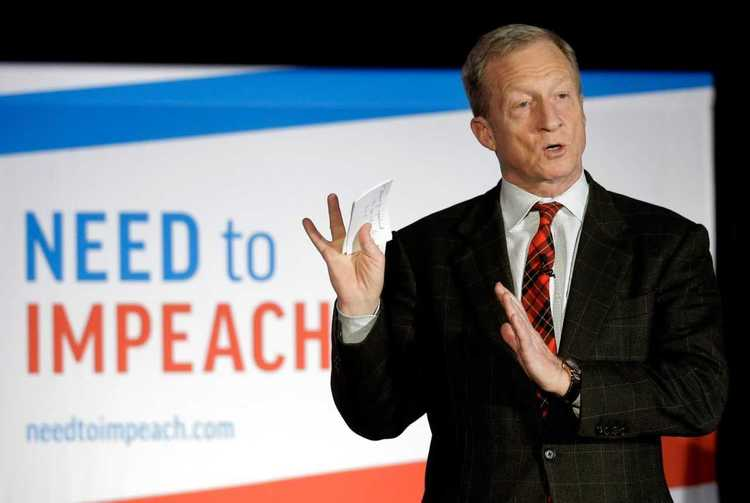 Tom Steyer AP