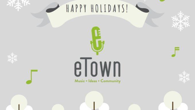 eTown25 Sliders holiday