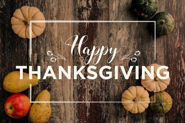 happy thanksgiving 3767426 640
