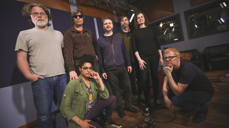 new pornographers credit rich mckie