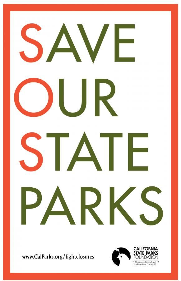 save-our-parks-poster