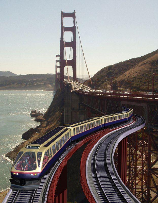 sun train north bay report