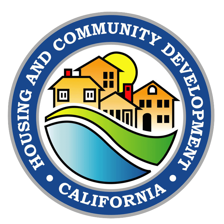 California Department of Housing and Community Development seal