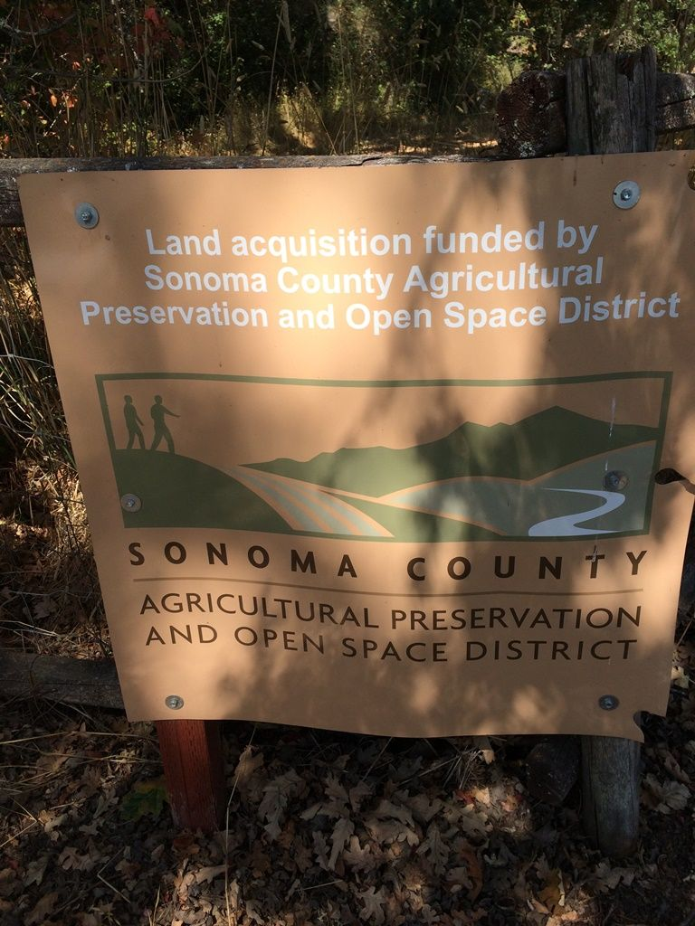 open space sign