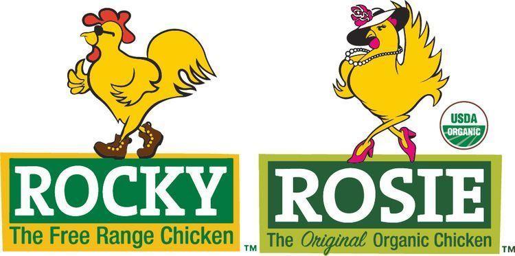 Petaluma Poultry Rocky Rosie