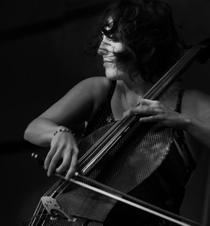 Rebecca Roudman Dirty Cello