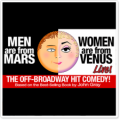 MEN ARE FROM MARS WOMEN ARE FROM VENUS–LIVE