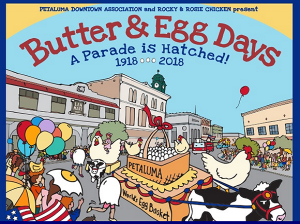 38th Annual Butter and Egg Days Parade and Festival