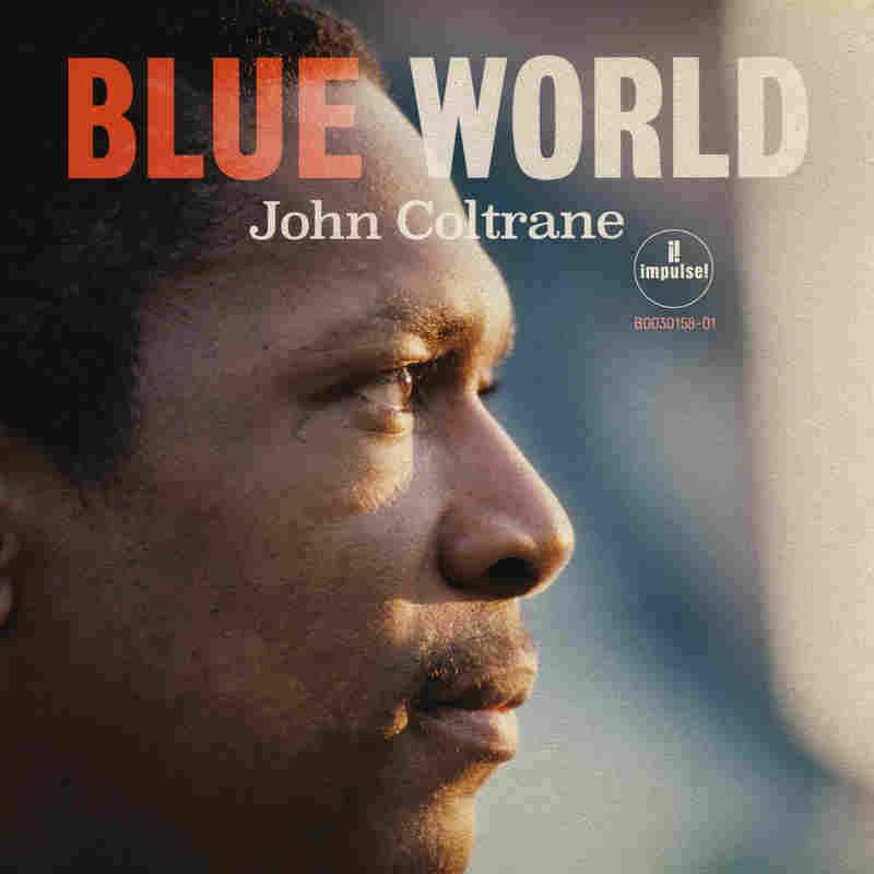Cover art for John Coltrane's Blue World.