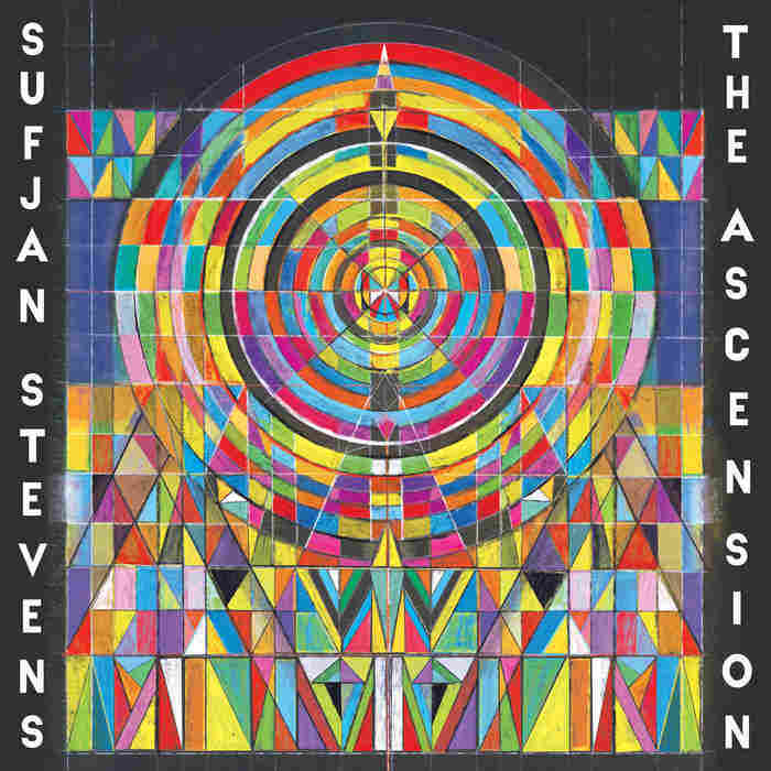 The album art for Sufjan Stevens' The Ascension.