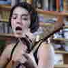 Sharon Van Etten: Tiny Desk Concert