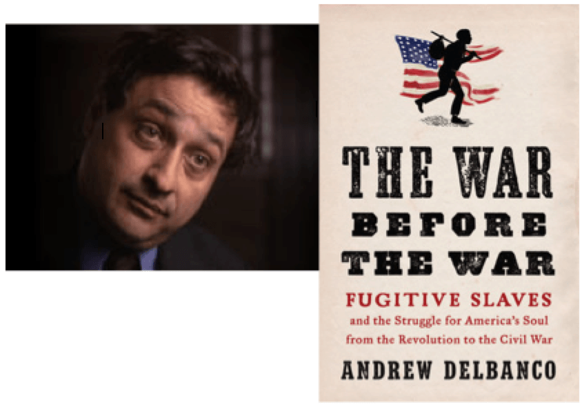 Andrew Delbanco is Author of the New Book The War Before the