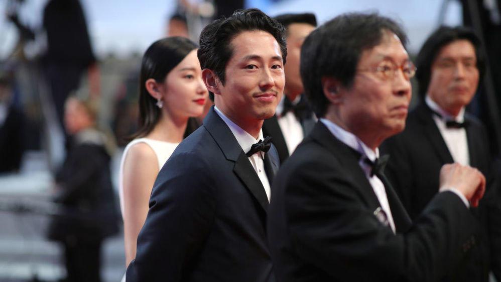 Actor Steven Yuen of The Walking Dead and Sandi Tan on Fresh