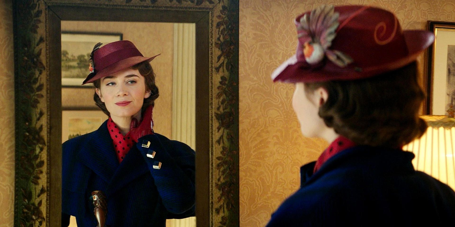 British Actress Emily Blunt Stars In The New Film Mary Poppins U2013 Fresh Air  At 4 Pm