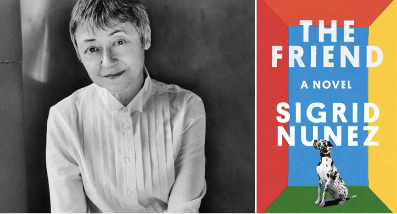 Writer Sigrid Nunez on the Next Fresh Air – Thursday at 4 pm
