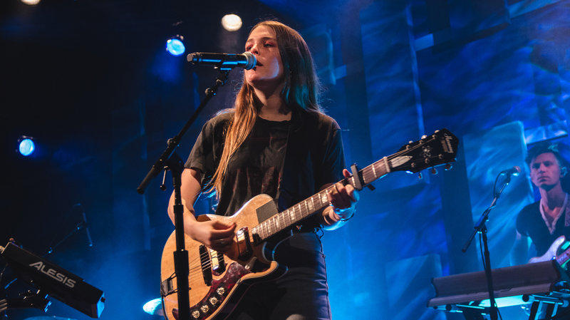 Maggie Rogers Shares Some New Music On The Next World Cafe Monday At