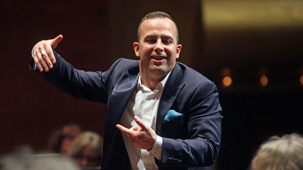Internationally Acclaimed Maestro Yannick Nezet Segun on