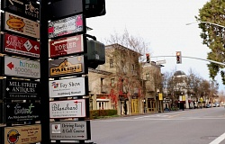healdsburg downtown