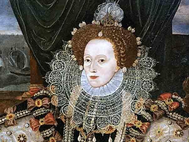 queen elizabeth 603x452
