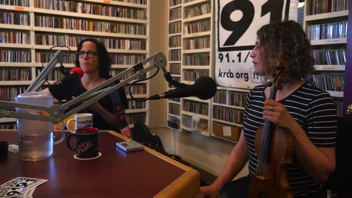 Sera Cahoone Full Interview