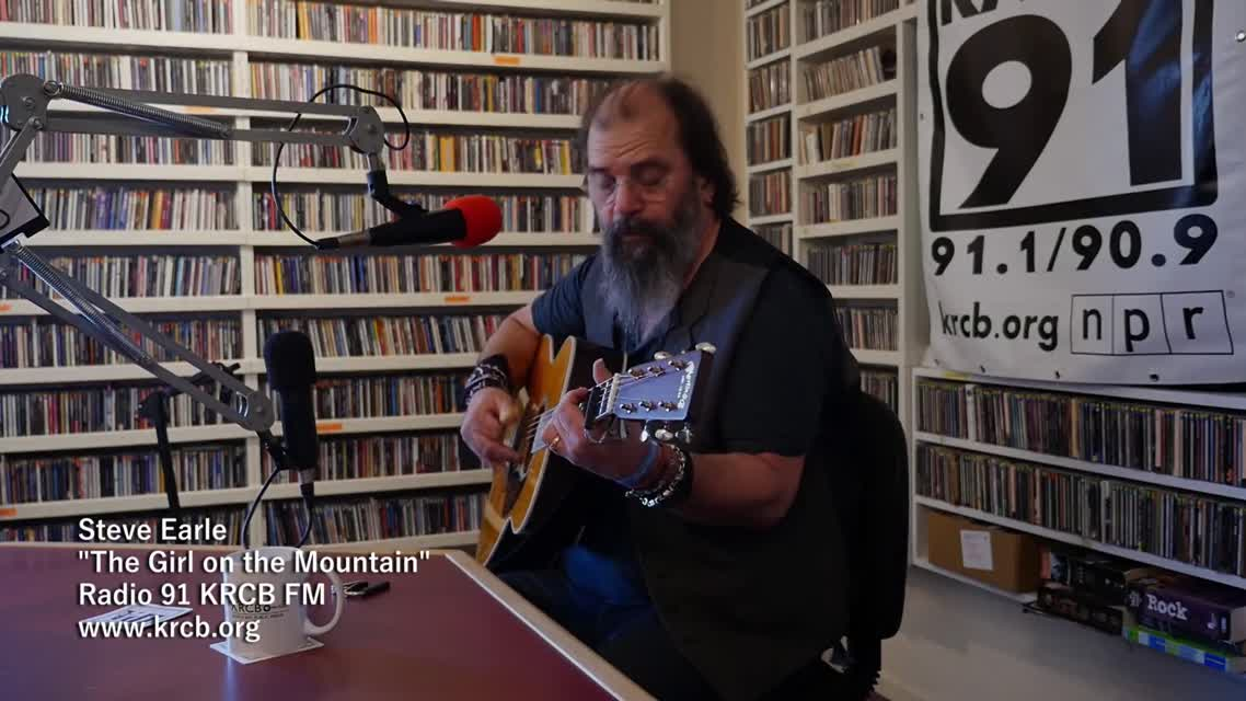 Steve Earle - The Girl On The Mountain